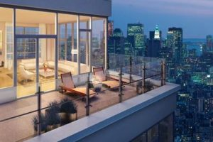 Should one reside in a penthouse?