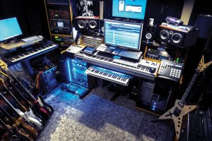 Tips for setting up a recording studio in Dubai